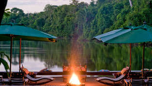 Cristalino Lodge, Amazon, Brazil